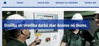 EU-OSHA startēja jauna un ērta tīmekļa vietnē